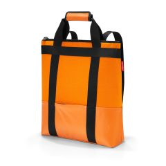 Mochila - daypack canvas orange