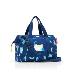 Bolso de Viaje - allrounder XS kids abc friends blue