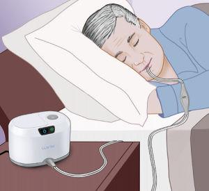 Arriendo de Equipos CPAP
