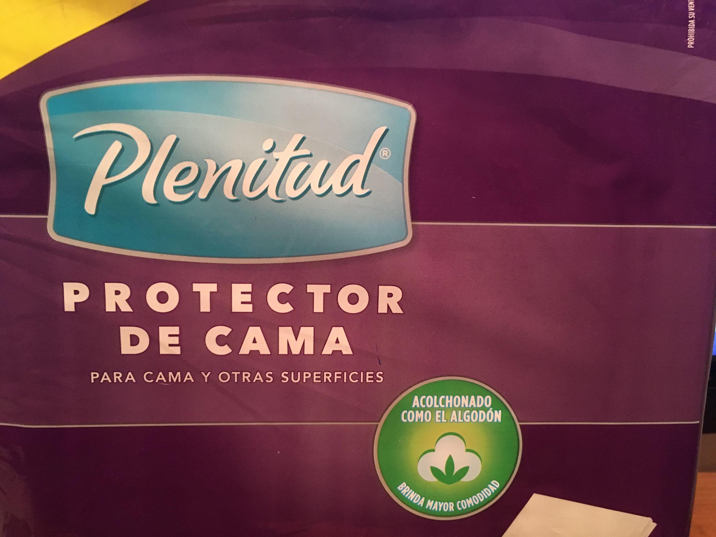 SABANILLAS PLENITUD PROTECTOR CAMA