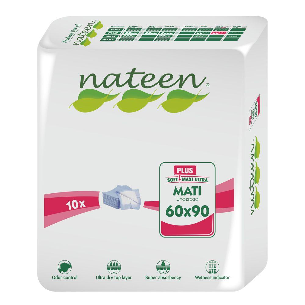 SABANILLA NATEEN - MATI UNDERPAD - 10 Unid.