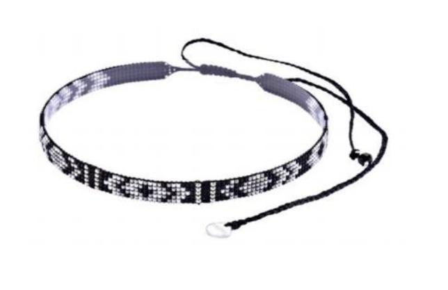 Calla Choker Necklace-BE-S (varios colores) - Calla Choker Necklace-BE-S-4926