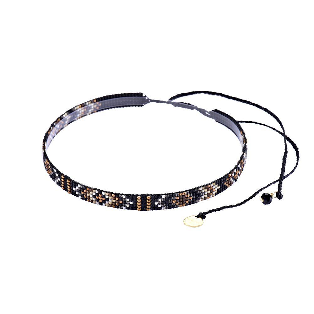 Calla Choker Necklace-BE-S (varios colores) - Calla Choker Necklace-BE-S-4927