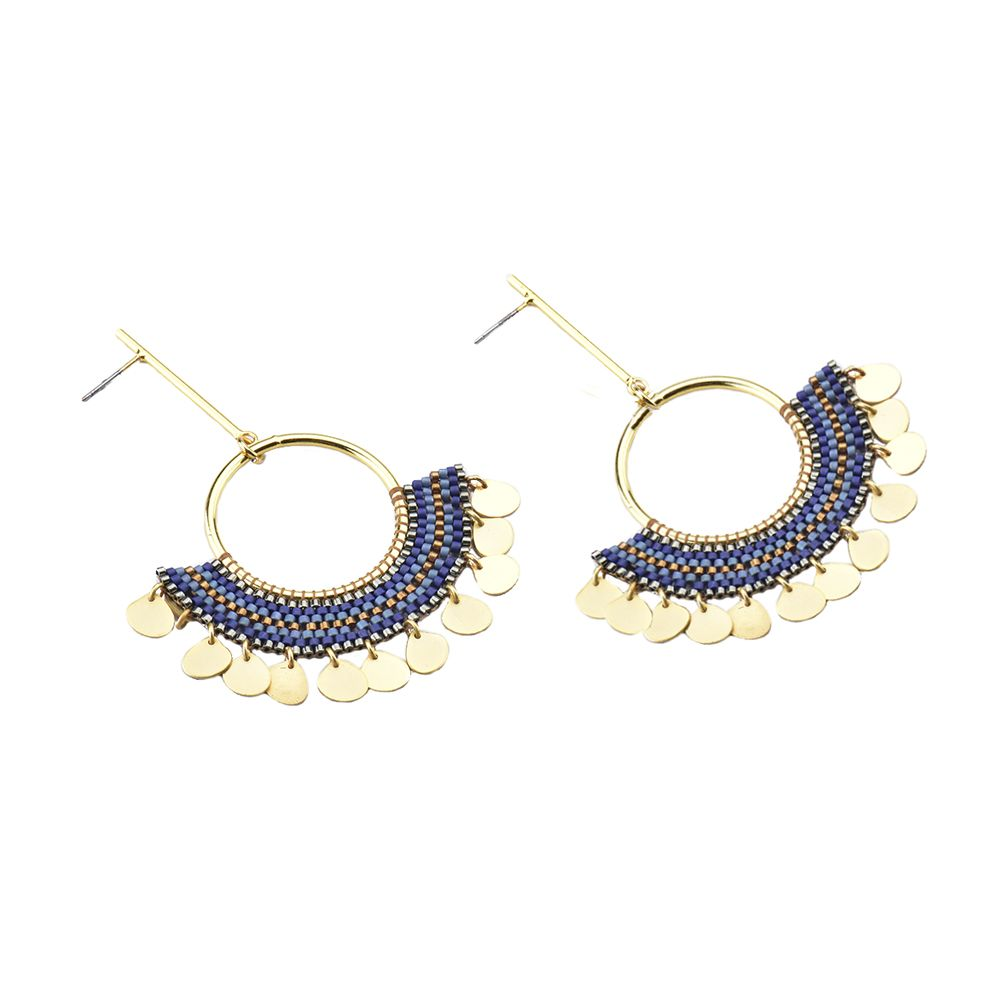 Driblet Earrings-GP-M