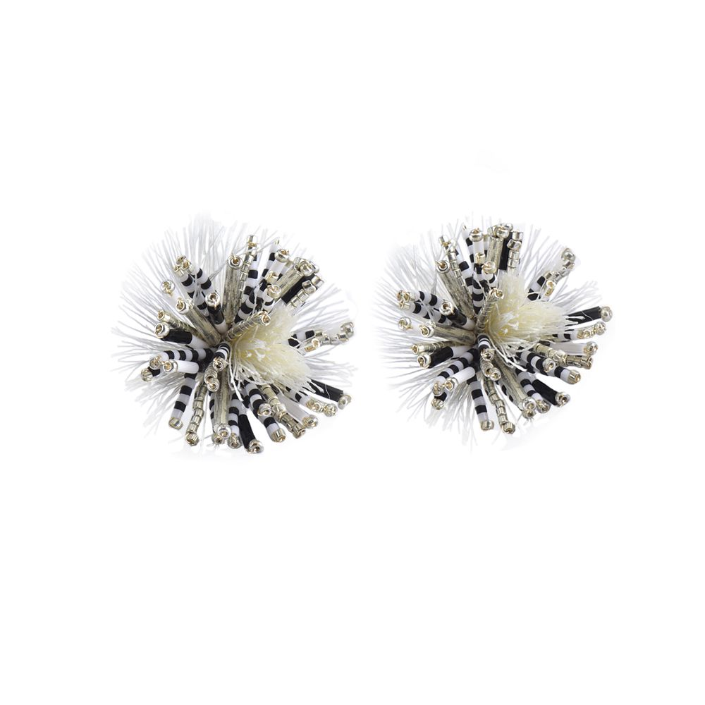 Hedgehod Earring-BE-M (varios colores) - Hedgehod Earring-BE-M-6515