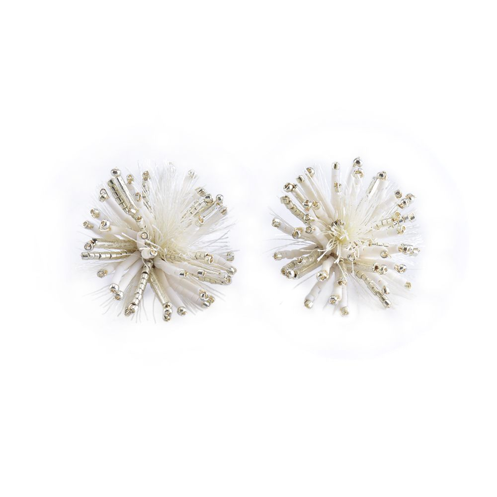 Hedgehod Earring-BE-M (varios colores) - Hedgehod Earring-BE-M-6518