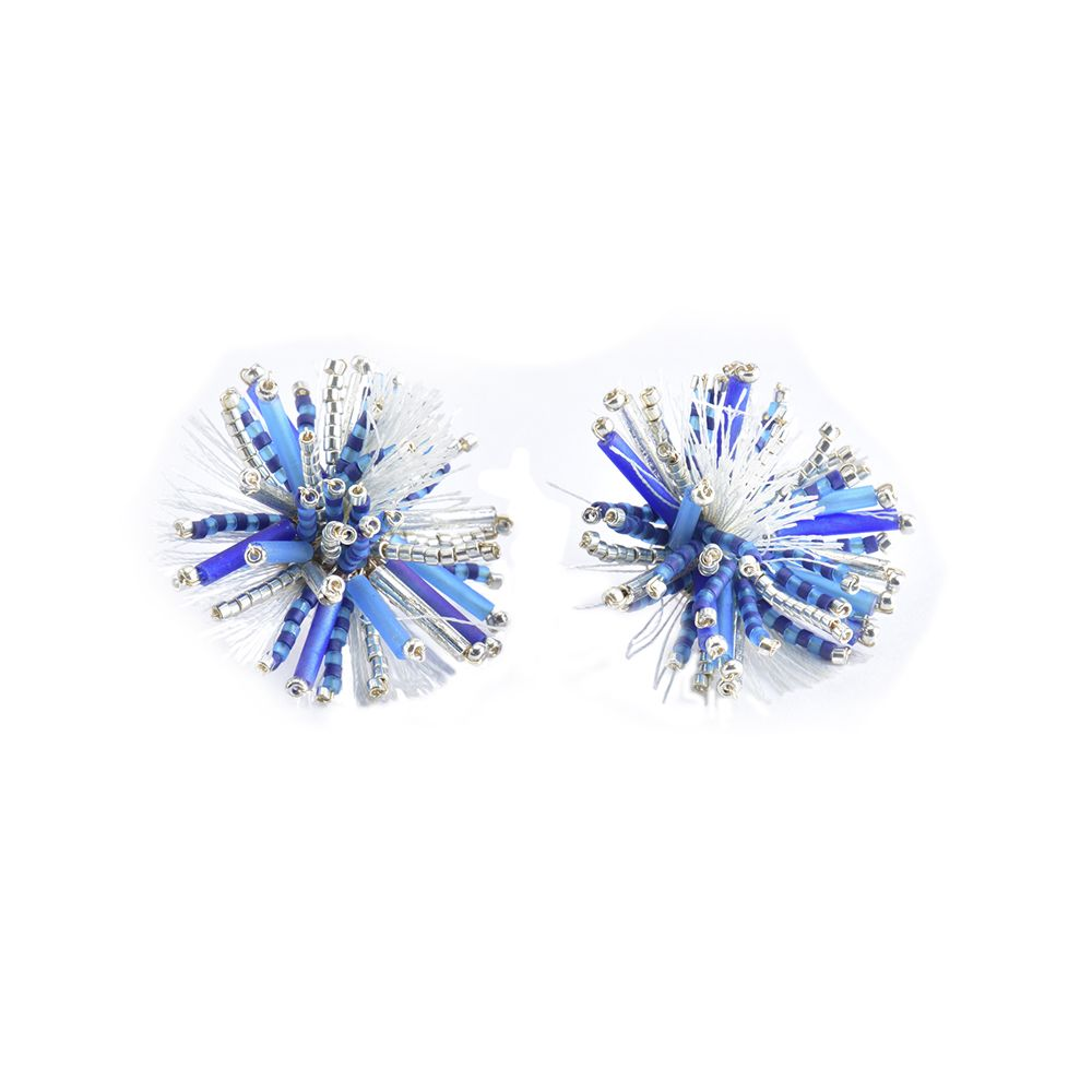 Hedgehod Earring-BE-M (varios colores) - Hedgehod Earring-BE-M-6528