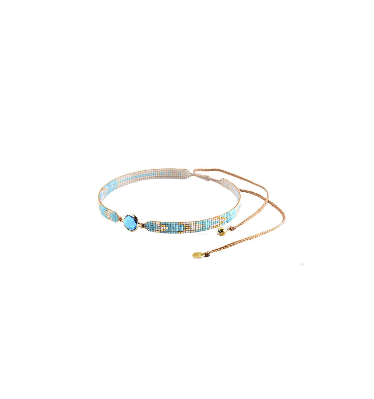 Rossy Choker Necklace-GL-S