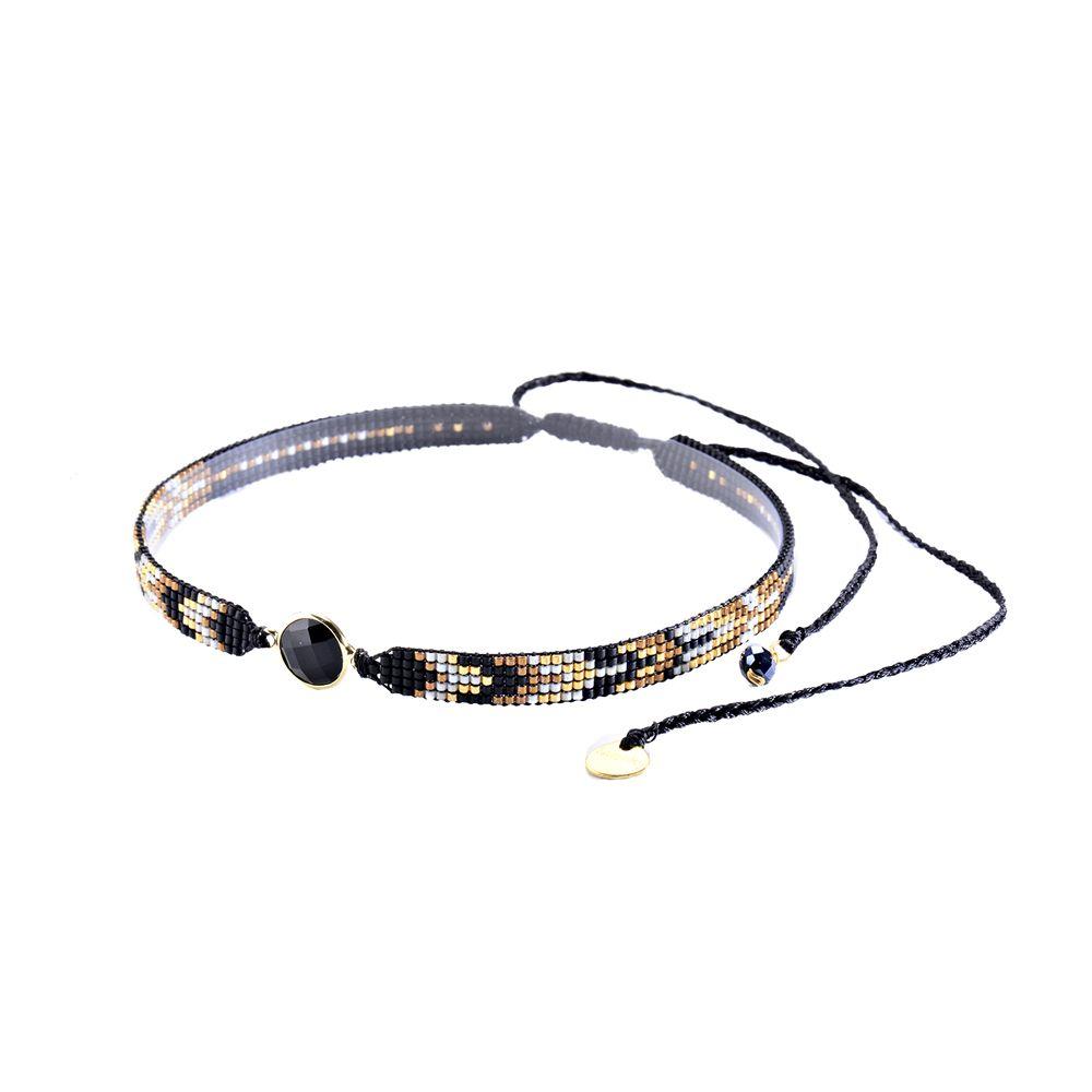 Rossy Choker Necklace-GL-S - Rossy Choker Necklace-GL-S-4379