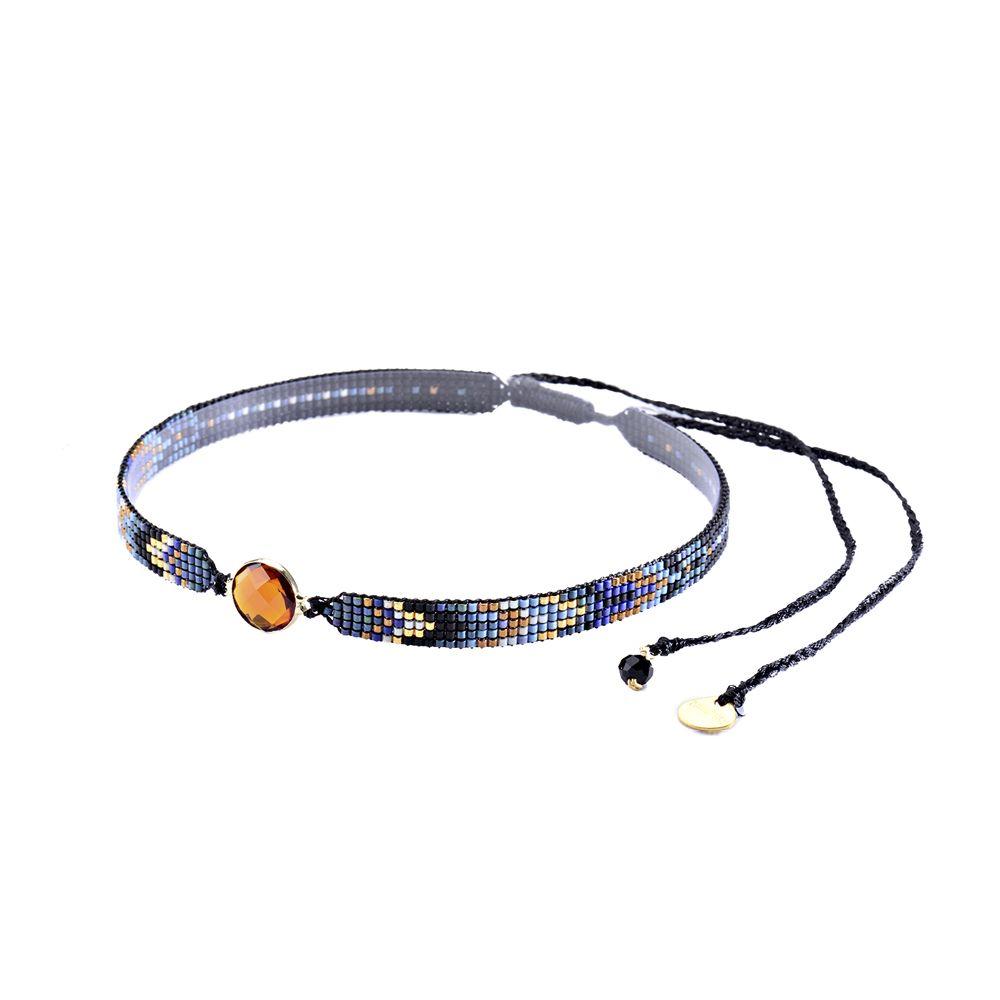 Rossy Choker Necklace-GL-S - Rossy Choker Necklace-GL-S-4381