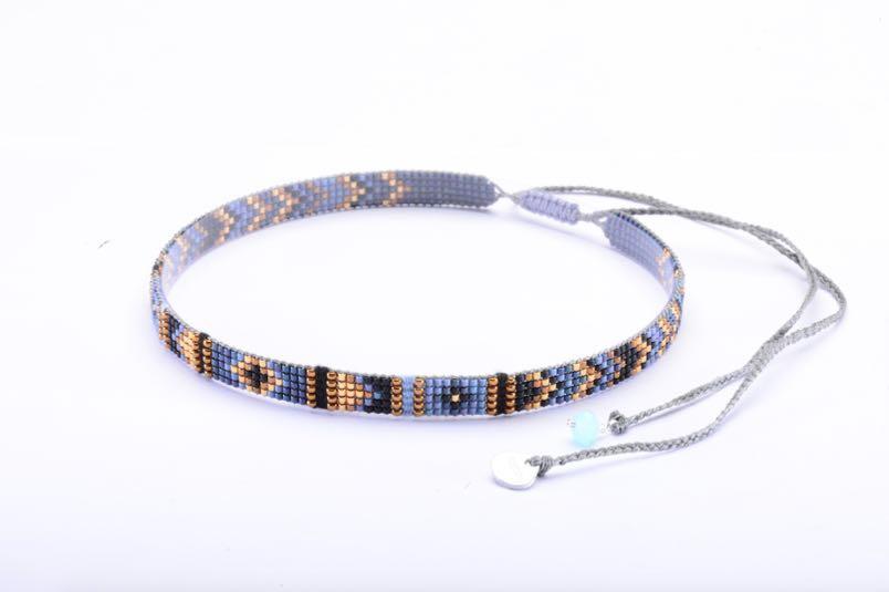 Yeyi Choker Necklace-BE-S - Yeyi Choker Necklace-BE-S-3599