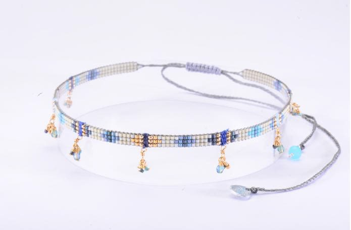 Yeyi Cristals Choker-BE-S (varios colores) - Yeyi Cristals Choker-BE-S-4293
