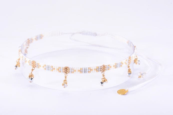 Yeyi Cristals Choker-BE-S (varios colores) - Yeyi Cristals Choker-BE-S-BE-S-4297