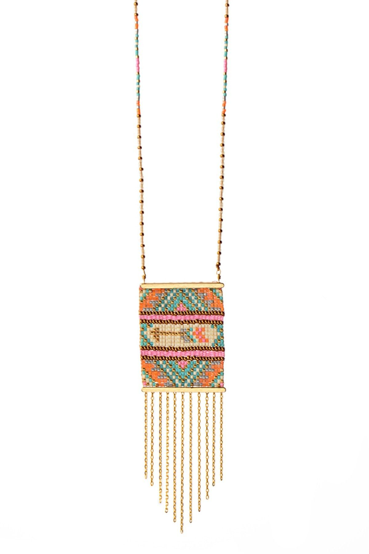 Zumba Necklace-GP-L