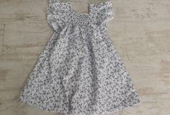 Vestido flor jacinto
