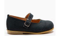 Zapato azul