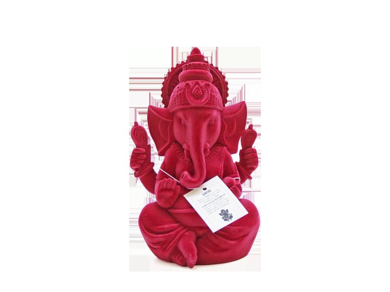 Ganesha Plush Fucsia