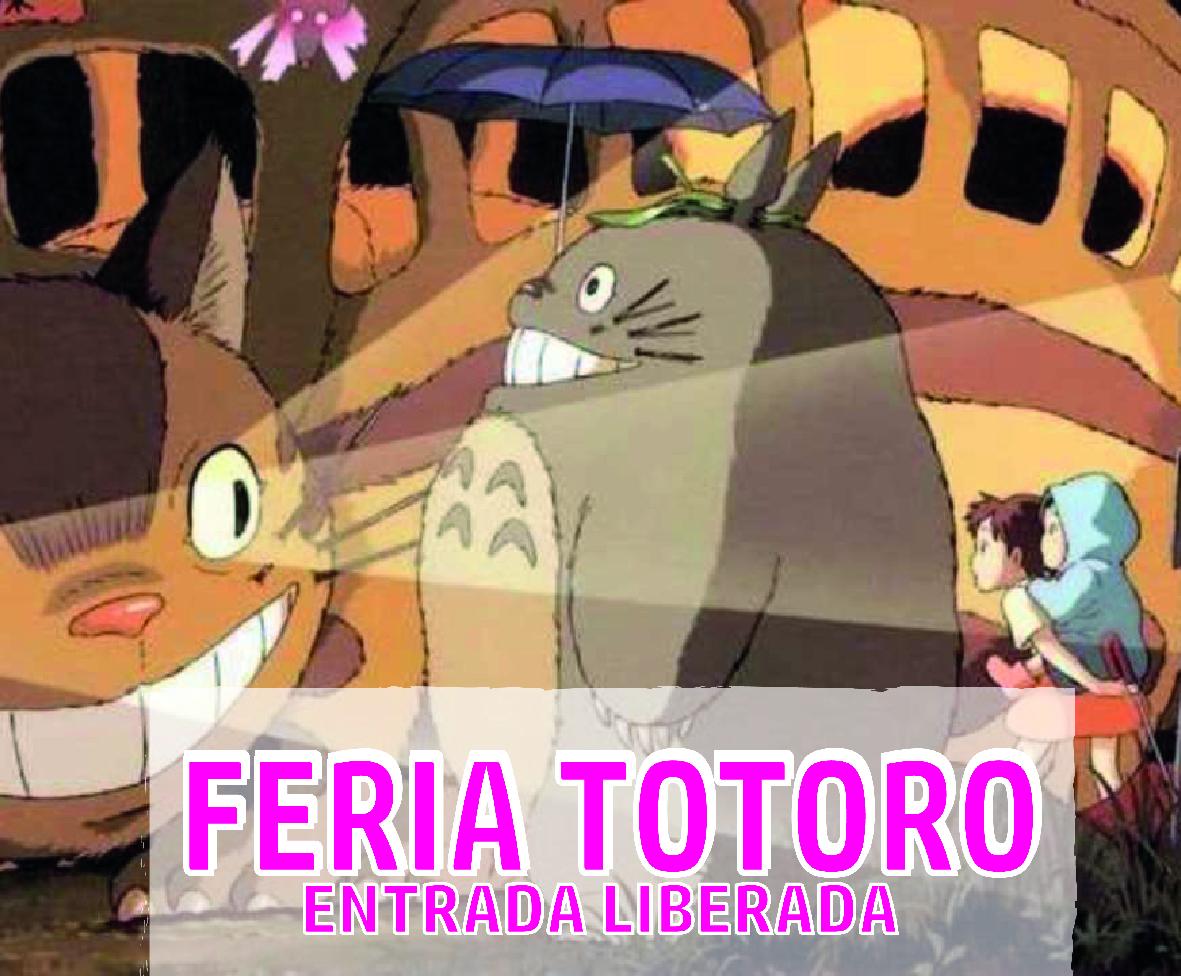 Feria Totoro Agosto 2019