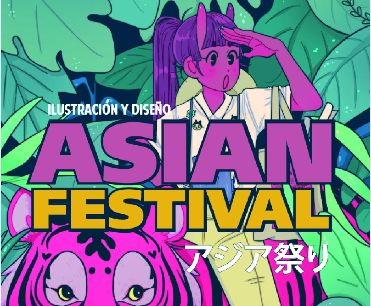 Asian Festival Julio 2019