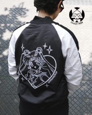 Casaca Bomber Sailor Moon