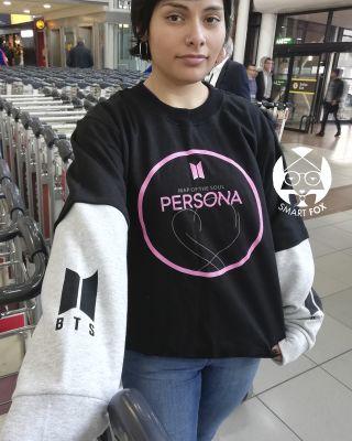 Poleron BTS Persona