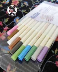 Set Marcadores Metalizados STA 6551 - 10 colores
