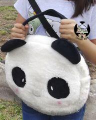 Mochila o Bolso Peluche Panda