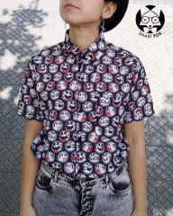 Camisa Mario Ghost