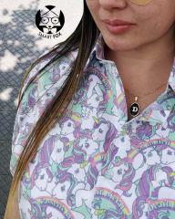 Camisa Cassette My Little Pony