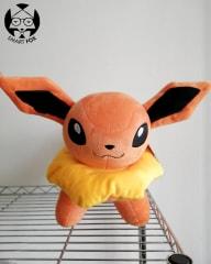 Peluche Pokemon Flareon (eevee)