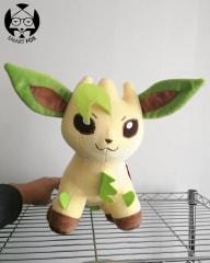 Peluche Pokemon Leafeon (eevee)