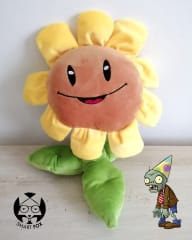 Peluche Planta de Zombies - Sunflower