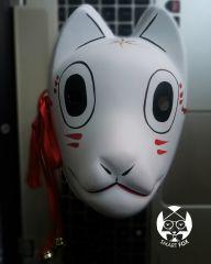 Mascara Kitsune Modelo C