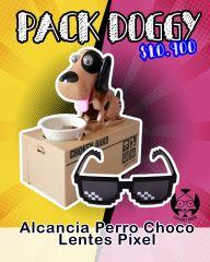 Pack Doggy Choco