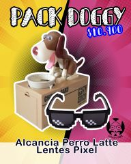 Pack Doggy Latte