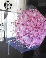 Paraguas Flores Cerezo Sakura