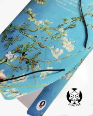 Carpeta Elastico Diseño Cerezos Vincent Van Gogh