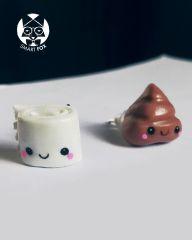 ARITO ceramica Popo y Papel