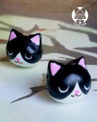 ARITO ceramica Gato Negro