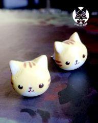 ARITO ceramica Gato Amarillo