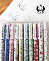 SET Lapiz tinta 10 COLORES diferentes, diseños