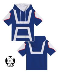 Polera Boku no Hero Azul - uniforme