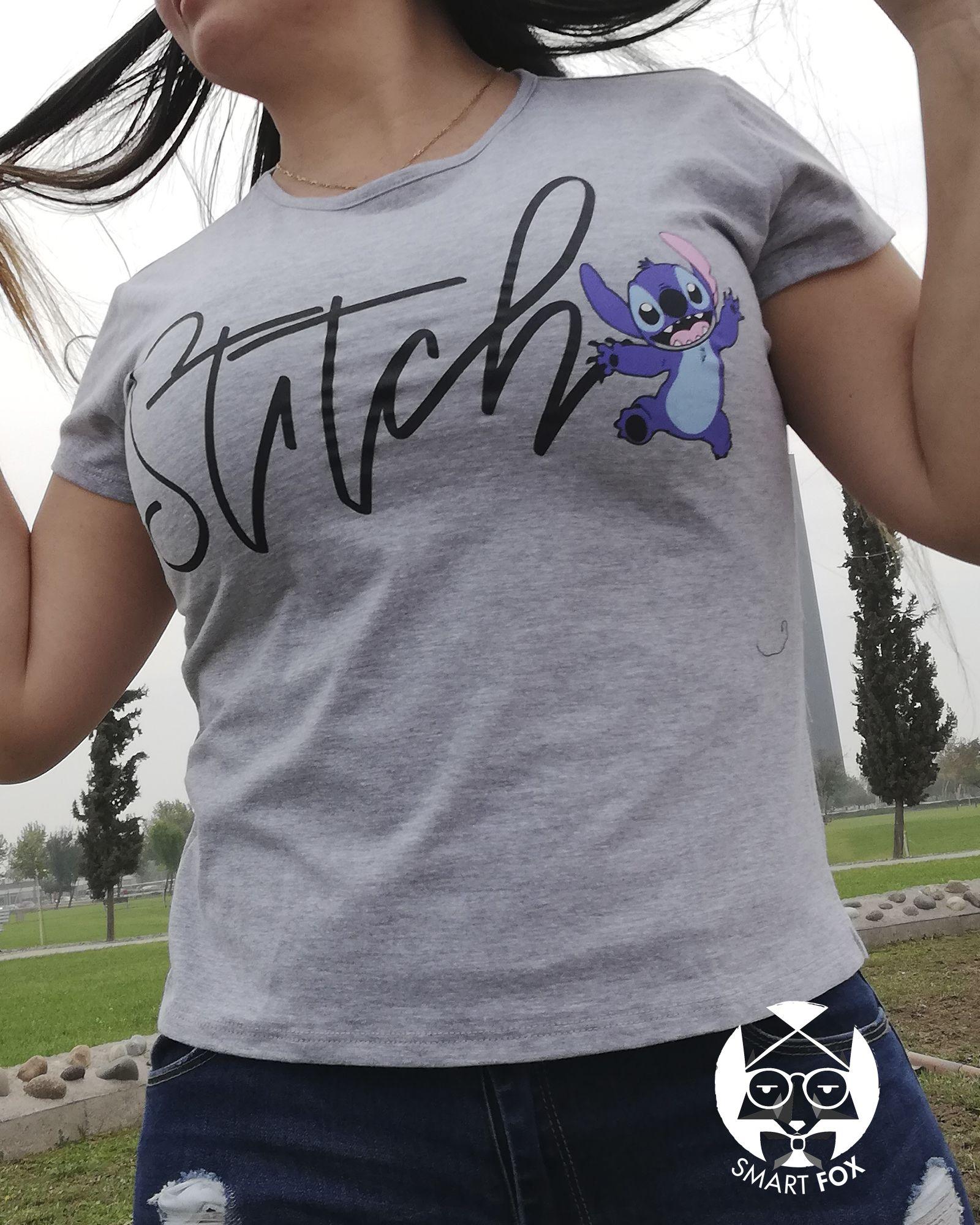 Polera Stitch simple
