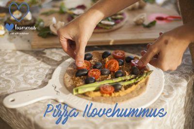 PIZZA ILOVEHUMMUS