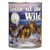 TASTE OF THE WILD  WETLANDS CANINE LATA