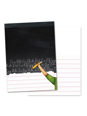 Block caligráfico