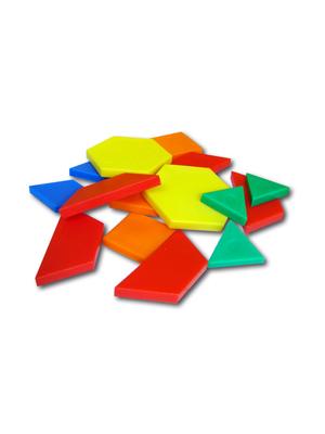 Bloques poligonales
