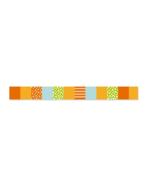 Bordes decorativos colores