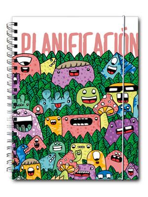 Cuaderno de planificación Brito Blanco