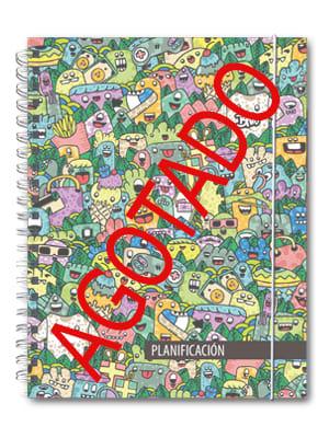 Cuaderno de planificación Brito Línea AGOTADO